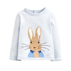 Joules Dash Sweatshirt - Blue Rabbit