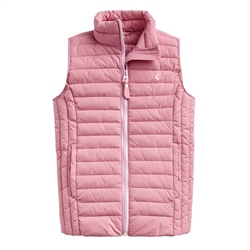 Joules Croft Packable Gilet - Cherry Blossom