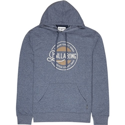 Billabong Plaza Mens Hoody - Navy