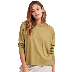 Billabong Essential Long Sleeved T-Shirt - Avocado
