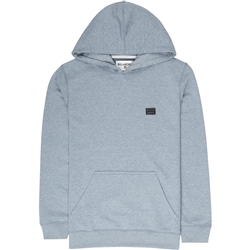 Billabong All Day Pullover Hoody - Washed Blue