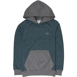 Billabong Boys Balance Hoody - Emerald