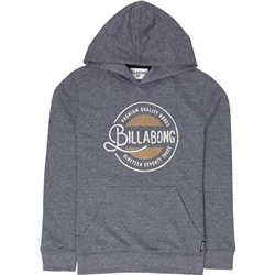 Billabong Plaza Boys Hoody - Navy