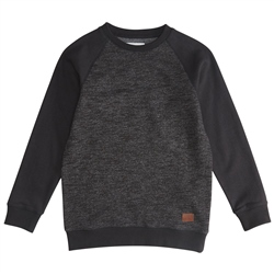 Billabong Boys Balance Sweatshirt - Black