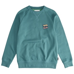 Billabong Iconic Boys Sweatshirt - Emerald
