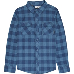 Billabong All Day Boys Shirt - Blue