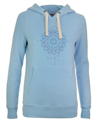 Born by the Sea Deluxe Hoody - Blue