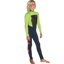 C-Skins Legend 4/3mm Back Zip Wetsuit - Multi