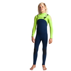 C-Skins Legend 4/3mm Chest ZipWetsuit - Multi