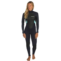 C-Skins Element 3/2mm Womens Wetsuit - Multi