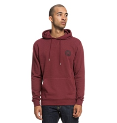 DC Shoes Rebel Hoody - Cabernet