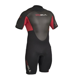 Gul Mens Response Shorty Wetsuit - Multi