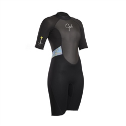 Gul Womens Response Shorty Wetsuit - Multi