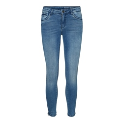 Noisy May Kimmy Jeans - Light Blue Denim