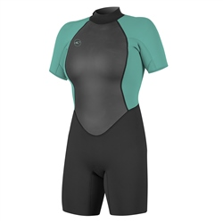 O'Neill Womens Reactor II Shorty Wetsuit - Multi