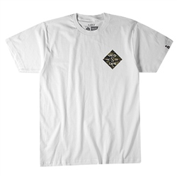 Salty Crew Short Sleeved Tippet Cover T-Shirt - White