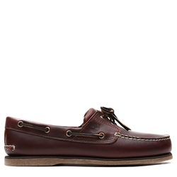 Timberland Classic Boat 2 Eye Shoes - Brown