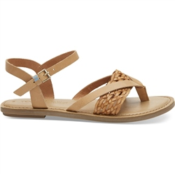 Toms Lexie Sandals  - Brown