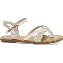 Toms Lexie Sandals  - White