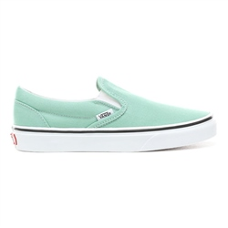Vans Classic Slip-On Shoes - Turquoise