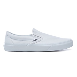 Vans Classic Slip-On Shoes - White