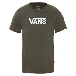 Vans Flying V Classic T-Shirt - Grape Leaf
