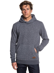 Quiksilver Pullover Keller Hoody - Dark Grey Heather