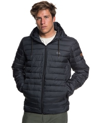 Quiksilver Men's Scaly Jacket - Black