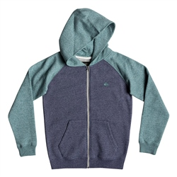 Quiksilver Boys Everyday Hoody - Blue