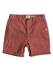 Quiksilver Boys Krandy Walkshorts - Mineral Red