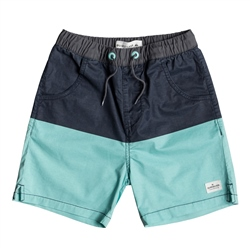 Quiksilver Yellow Daze Walkshorts - Aqua