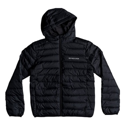 Quiksilver Boys Scaly Jacket - Black