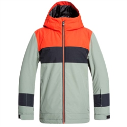 Quiksilver Sycamore Tech Jacket - Green