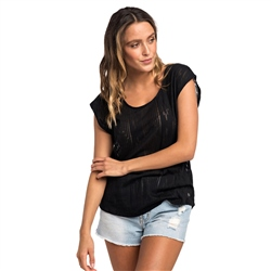 Rip Curl Moon Tide Top - Black