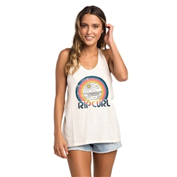 Rip Curl Ladies Horizon Vest - Salt