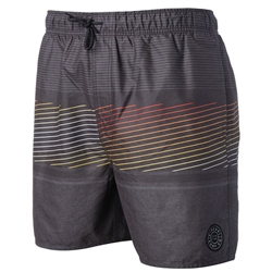 Rip Curl Men's Team Spirit Volley Shorts - Black