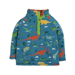 Frugi Snuggle Fleece - Jurassic