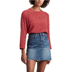 Levi's Miranda Top - Brilliant Red