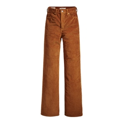 Levi's Ribcage Trousers - Caramel Caf©