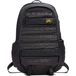 Nike SB Camo AOP Backpack - Black & Grey