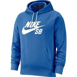Nike SB Ess Icon Hoody - Blue