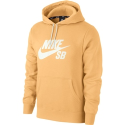 Nike SB Icon PO Hoody - Yellow