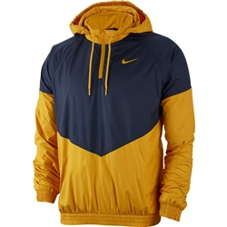 Nike SB Seasonal Hoody - Yellow & Navy