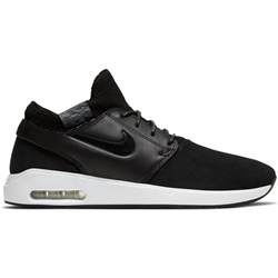 Nike SB SJ Max 2.0 Shoes - Black & White