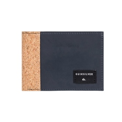 Quiksilver Freshness Plus 4 Wallet - Deep Depths