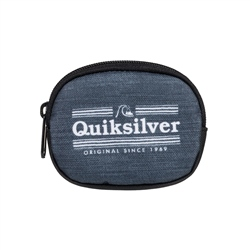 Quiksilver Monedero Coin Wallet - Grey Heather