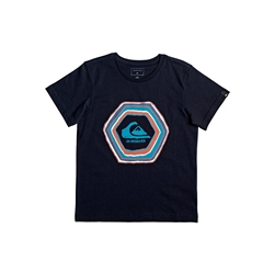 Quiksilver Lost Tree T-Shirt - Sky Captain