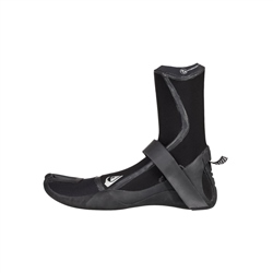 Quiksilver HLine+ 5mm Split Toe Boots - Black