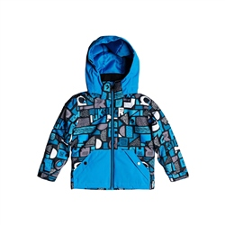 Quiksilver Little Mission Tech Jacket - Lyons