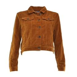 Superdry Cord Jacket - Ochre